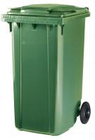 Pojemniki na śmieci 240 L, BM Serwis 1