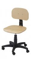 Krzesło przemysłowe - sklejka, BM Serwis 1