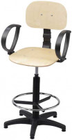 Krzesło przemysłowe - sklejka, BM Serwis 5