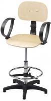 Krzesło przemysłowe - sklejka, BM Serwis 6