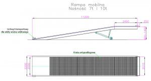 Rampy przeładunkowe mobilne, BM Serwis 1