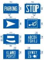 Znakowanie linii i symboli, BM Serwis 4