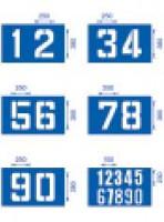 Znakowanie linii i symboli, BM Serwis 5