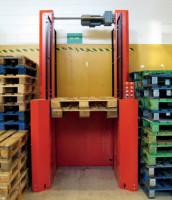 Automatyczny magazyn palet FERROPLAN, BM Serwis 5