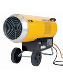 Nagrzewnice gazowe propan/butan